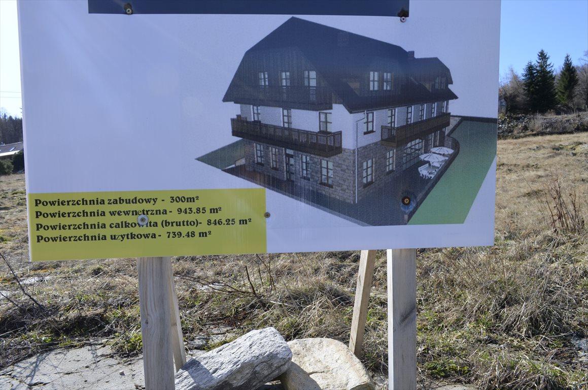 Działka inwestycyjna na sprzedaż Stara Kamienica  4640m2 Foto 9