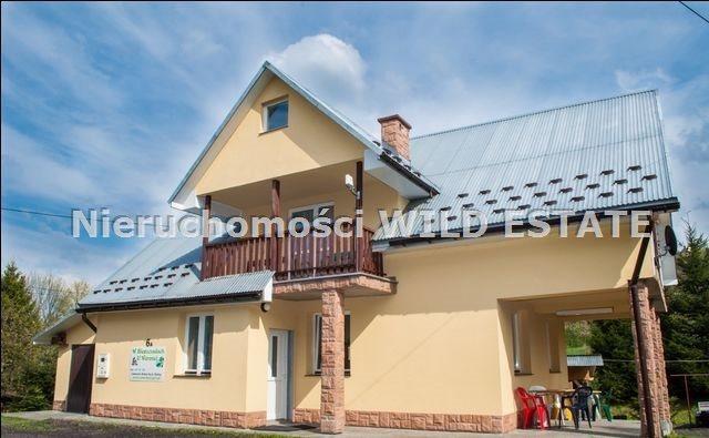 Dom na sprzedaż Ustrzyki Dolne, Łobozew Dolny  80m2 Foto 1