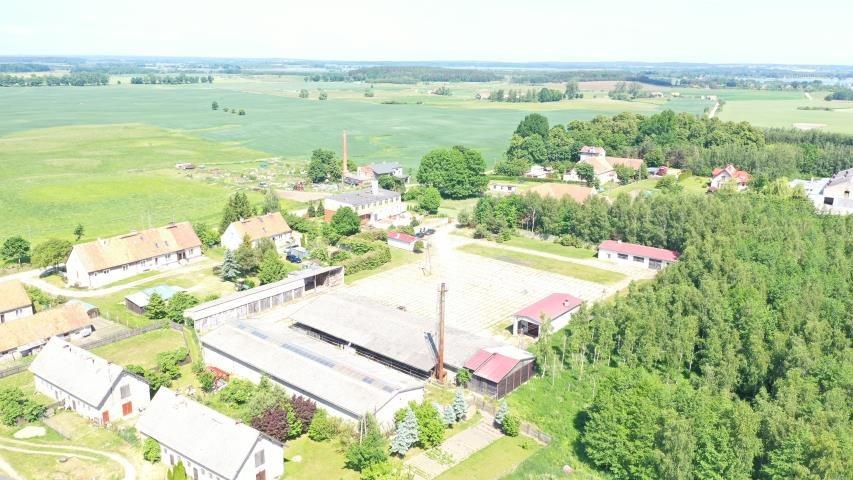 Lokal użytkowy na sprzedaż Olszewo  1592m2 Foto 1
