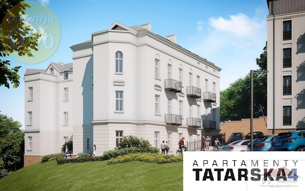 Mieszkanie trzypokojowe na sprzedaż Przemyśl, Tatarska  52m2 Foto 1