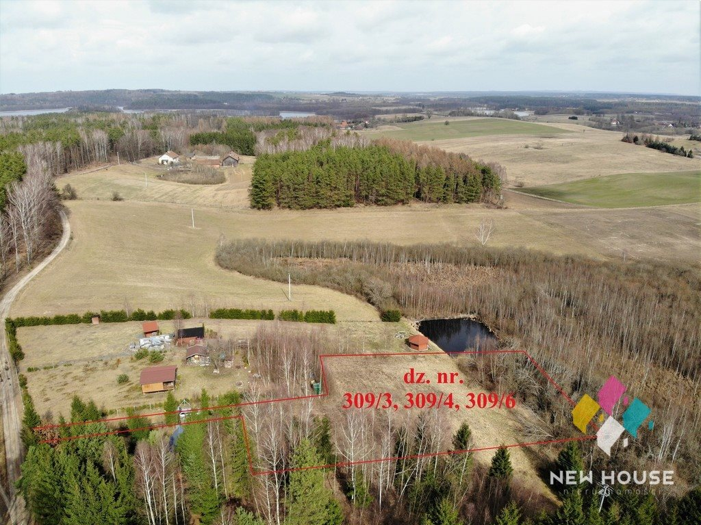 Działka rolna na sprzedaż Cerkiewnik  3681m2 Foto 1