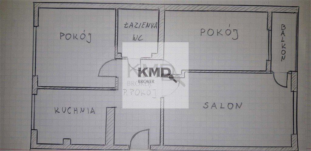 Mieszkanie trzypokojowe na sprzedaż Lublin, Wieniawa, Puławska  54m2 Foto 9