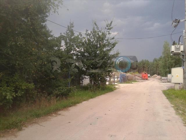 Działka inna na sprzedaż Józefów, Graniczna  1238m2 Foto 1