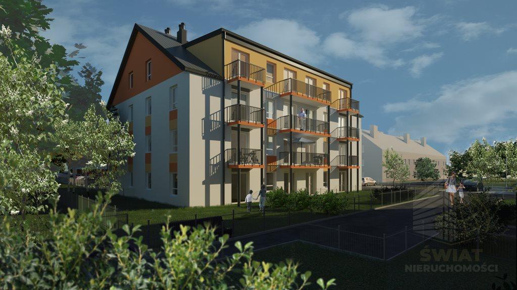 Mieszkanie czteropokojowe  na sprzedaż Szczecin, Dąbie  68m2 Foto 4