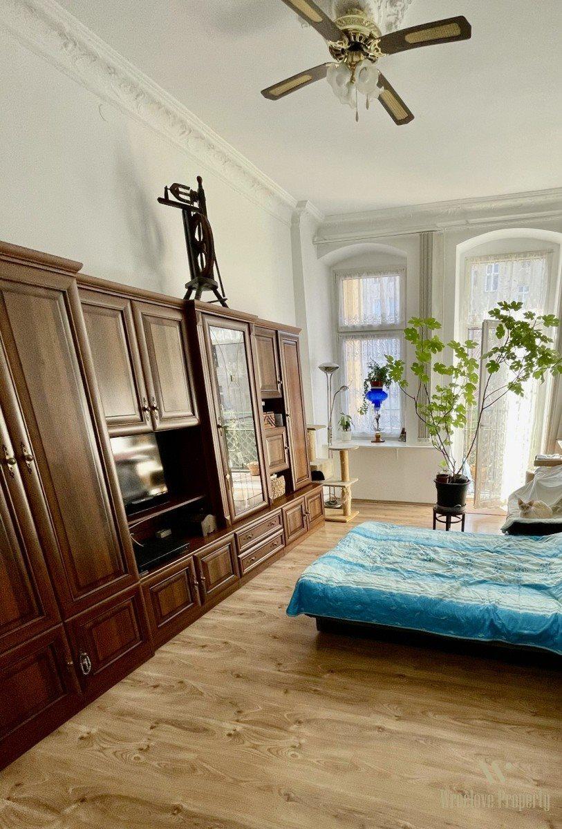 Mieszkanie trzypokojowe na sprzedaż Wrocław, Śródmieście  87m2 Foto 5
