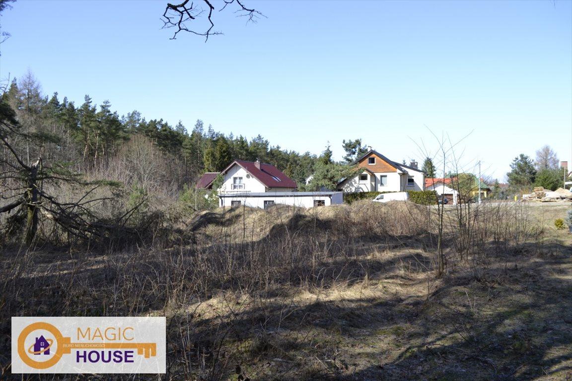 Działka budowlana na sprzedaż Chwaszczyno, Leśna  1700m2 Foto 4