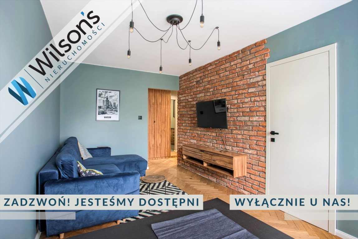 Mieszkanie dwupokojowe na sprzedaż Warszawa, Śródmieście Muranów, Ciasna  33m2 Foto 1