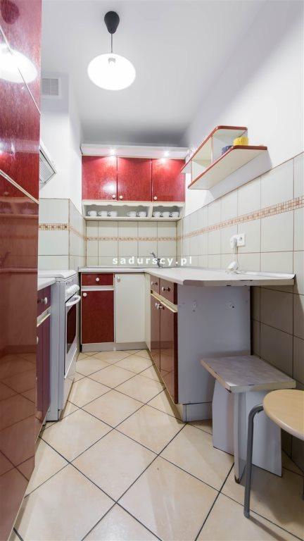 Mieszkanie trzypokojowe na sprzedaż Kraków, Grzegórzki, Dąbie, Widok  46m2 Foto 7