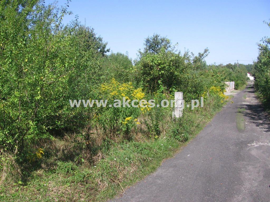 Działka budowlana na sprzedaż Łoś, Łoś, Polna  933m2 Foto 3