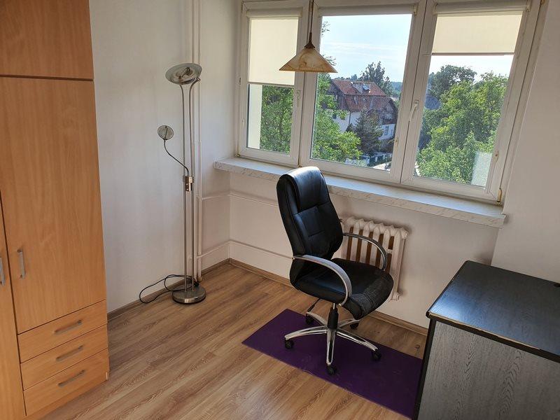 Mieszkanie trzypokojowe na sprzedaż Wrocław, Krzyki, Borek, Racławicka  48m2 Foto 7