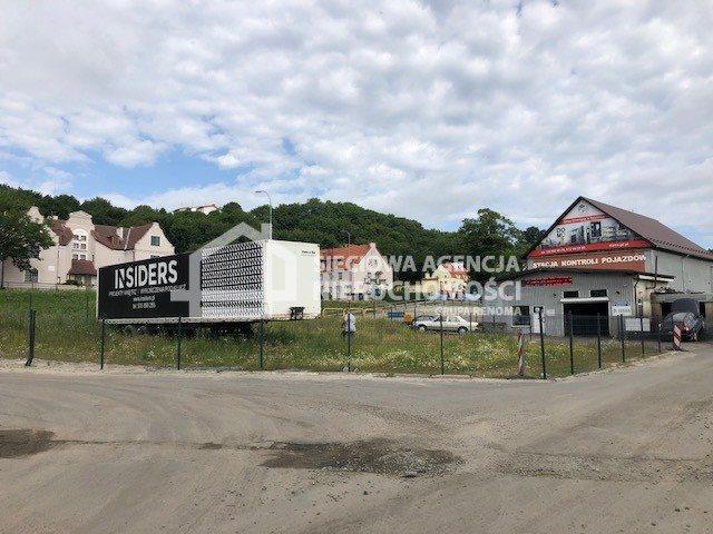 Działka przemysłowo-handlowa pod dzierżawę Gdańsk, Orunia  592m2 Foto 6