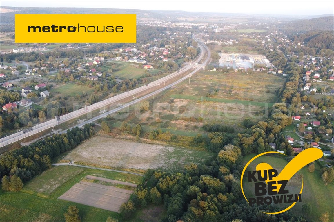 Działka budowlana na sprzedaż Wola Filipowska, Krzeszowice  11500m2 Foto 1
