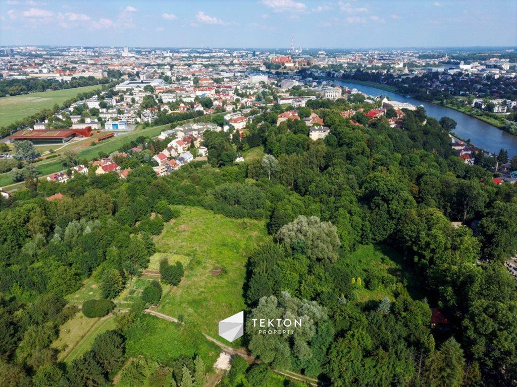 Działka leśna na sprzedaż Kraków, Salwator, Panoramiczna  4100m2 Foto 6