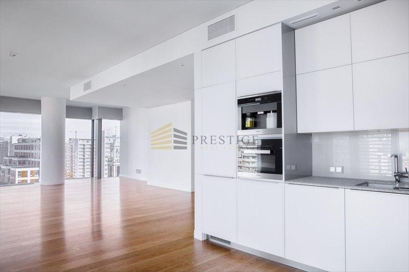 Mieszkanie czteropokojowe  na wynajem Warszawa, Śródmieście, Twarda  160m2 Foto 2