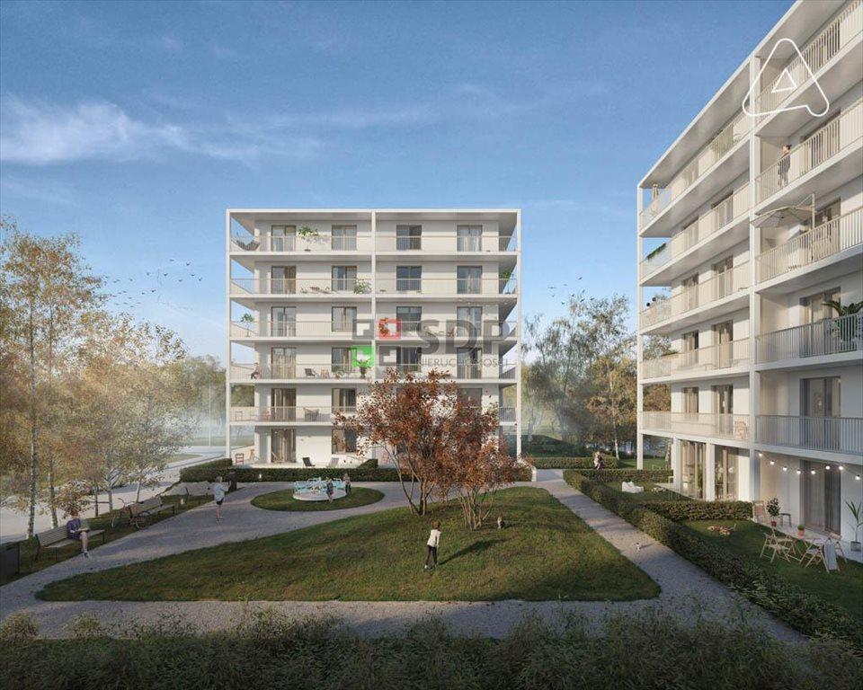 Mieszkanie trzypokojowe na sprzedaż Wrocław, Fabryczna, Żerniki, Henricha Lauterbacha  62m2 Foto 7