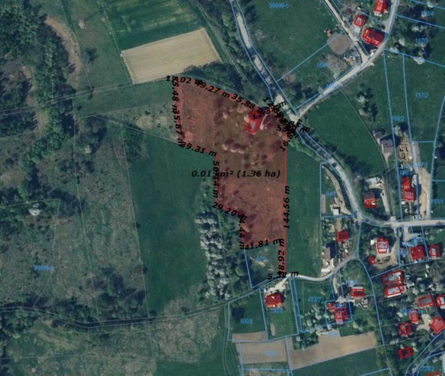Działka inna na sprzedaż Chorowice  13700m2 Foto 2
