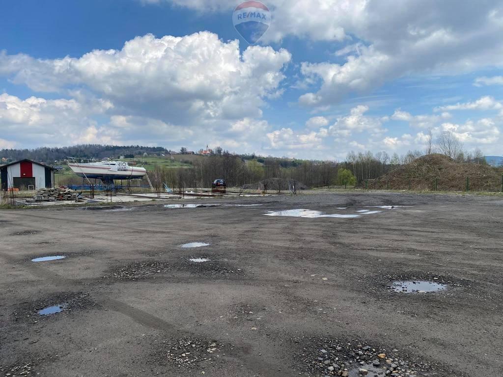 Działka komercyjna pod dzierżawę Mucharz  1000m2 Foto 7
