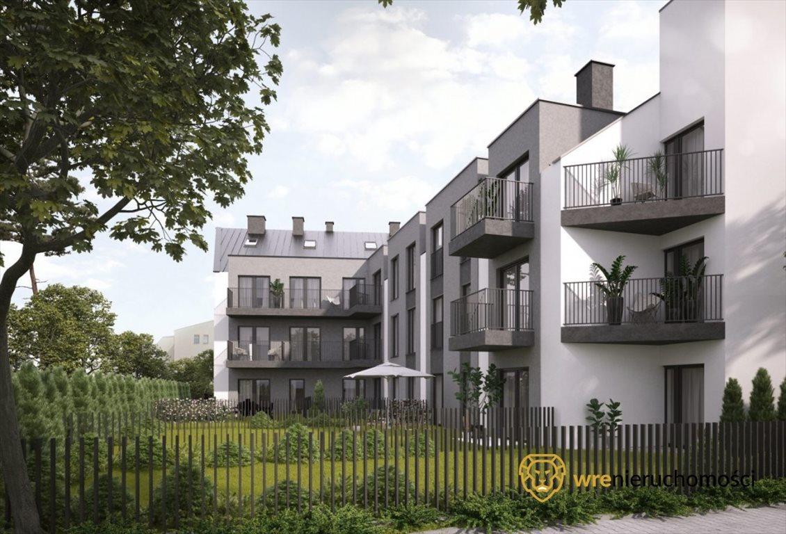 Mieszkanie czteropokojowe  na sprzedaż Wrocław, Leśnica, Krępicka  58m2 Foto 5