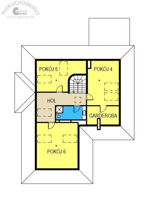 Dom na sprzedaż Łaziska  207m2 Foto 10