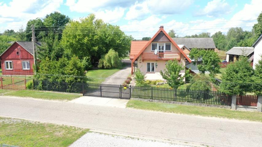 Dom na sprzedaż Nagoszewka Pierwsza  100m2 Foto 5