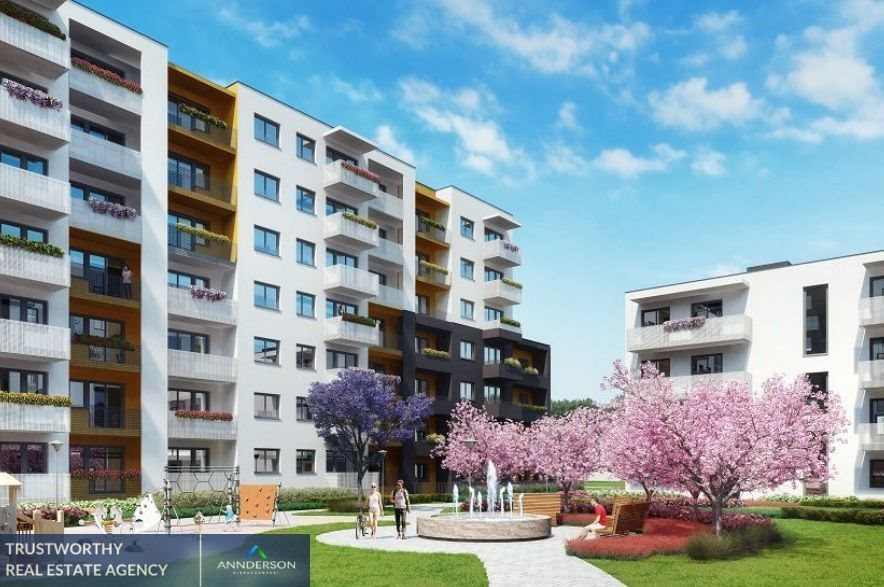 Mieszkanie trzypokojowe na sprzedaż Kraków, Podgórze, Malborska  65m2 Foto 1