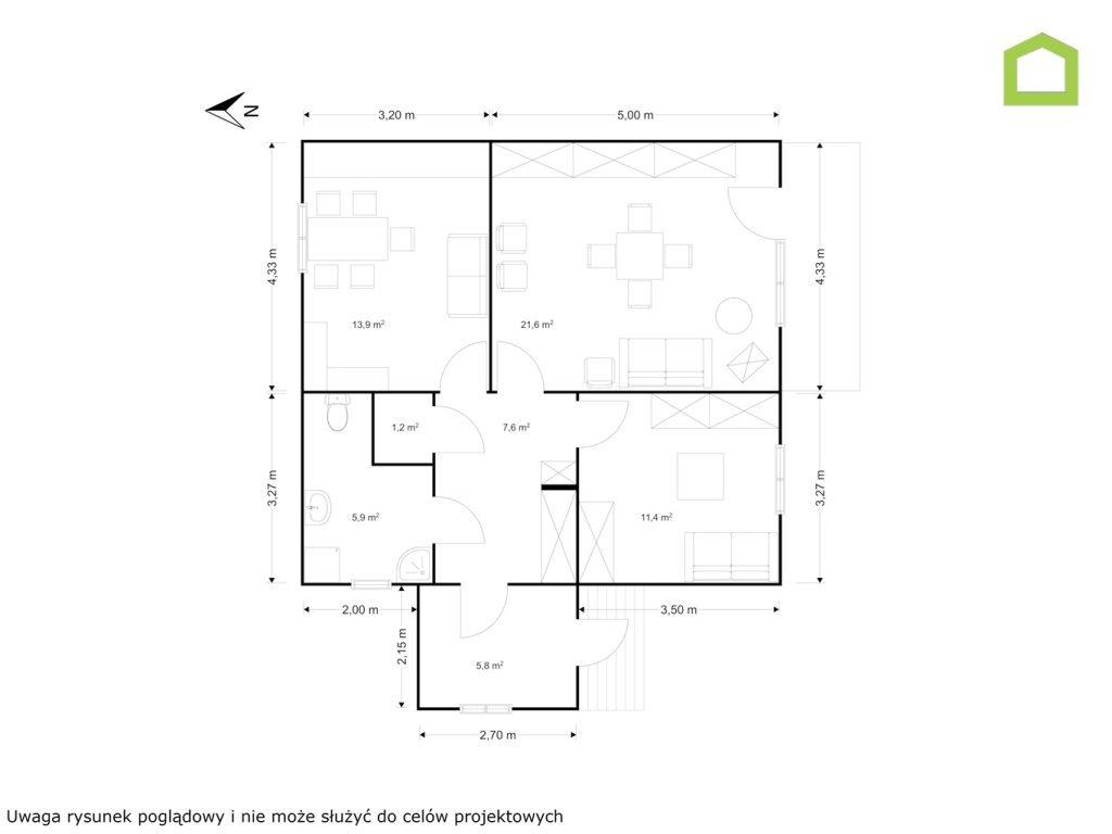 Dom na sprzedaż Szczukowskie Górki  150m2 Foto 10