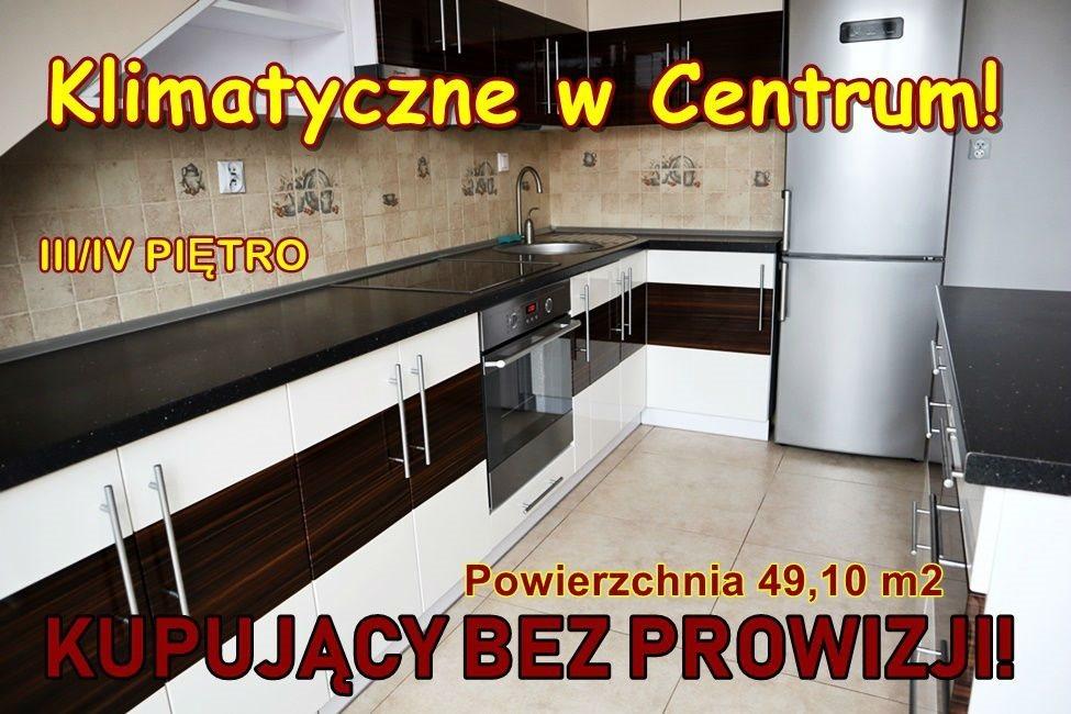 Mieszkanie dwupokojowe na sprzedaż Ełk, Centrum  49m2 Foto 1