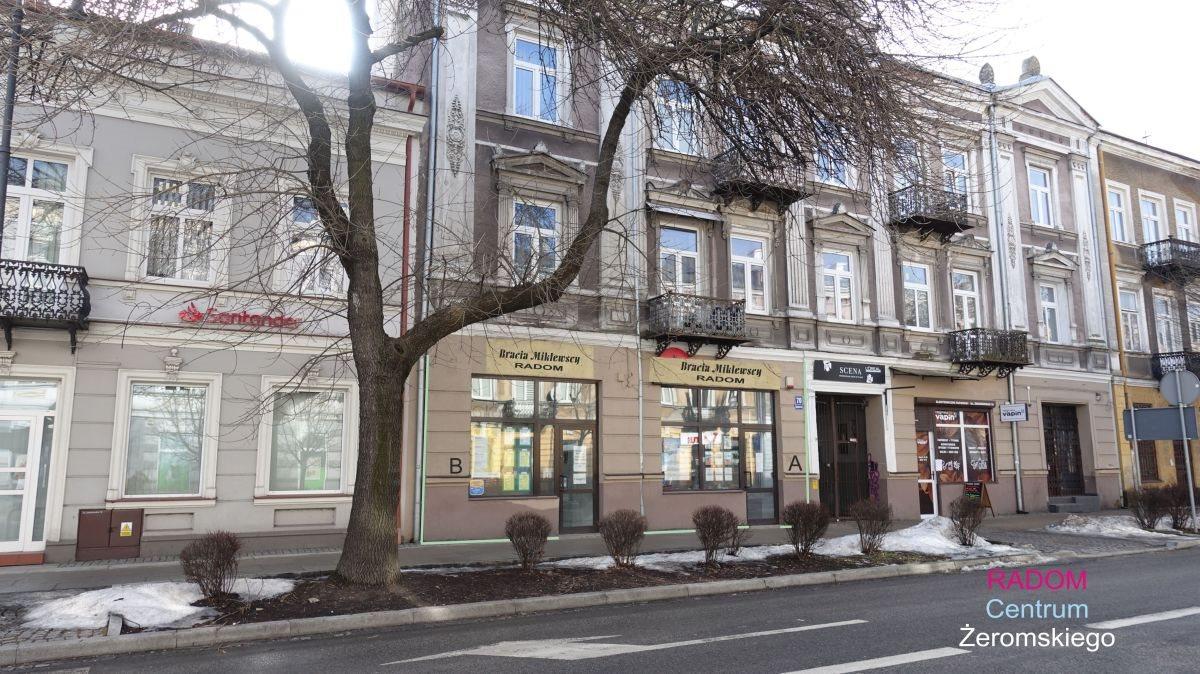 Lokal użytkowy na wynajem Radom, Centrum, Stefana Żeromskiego  72m2 Foto 1