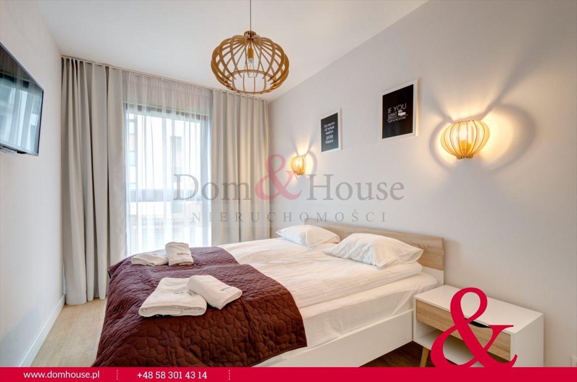 Mieszkanie dwupokojowe na wynajem Gdańsk, Jaglana  39m2 Foto 6