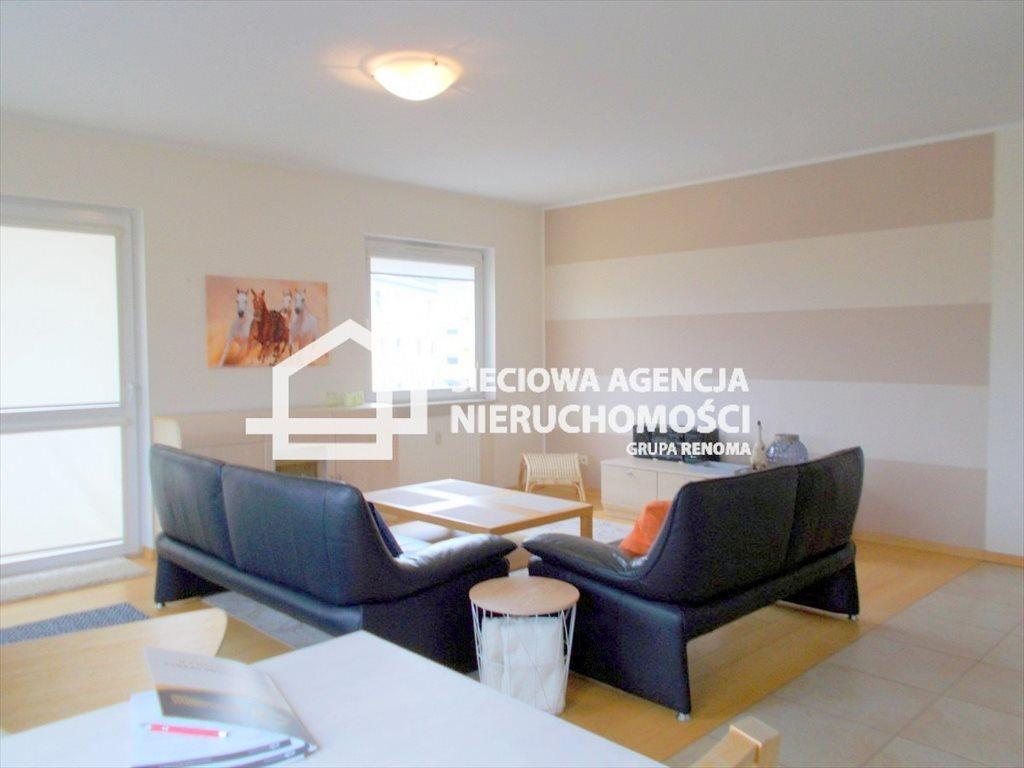 Mieszkanie trzypokojowe na wynajem Gdańsk, Chełm, Anny Jagiellonki  70m2 Foto 7