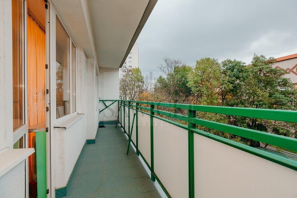 Mieszkanie trzypokojowe na wynajem Warszawa, Mokotów, Stefana Batorego  48m2 Foto 9