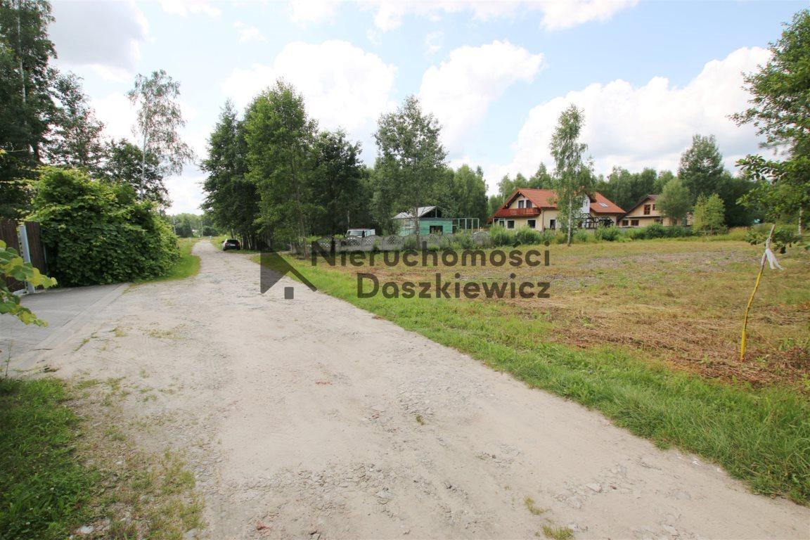 Działka budowlana na sprzedaż Rzakta, Borkowa  1500m2 Foto 2