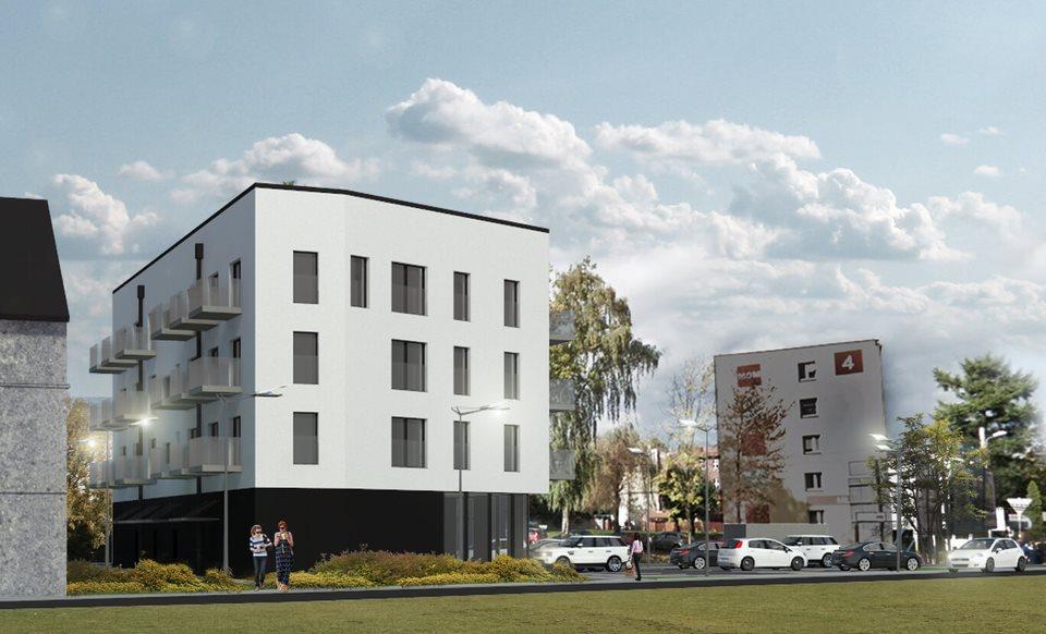 Mieszkanie dwupokojowe na sprzedaż Mikołów, Centrum, Młyńska  40m2 Foto 4