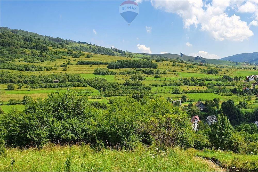 Działka rolna na sprzedaż Szczawnica  3709m2 Foto 9