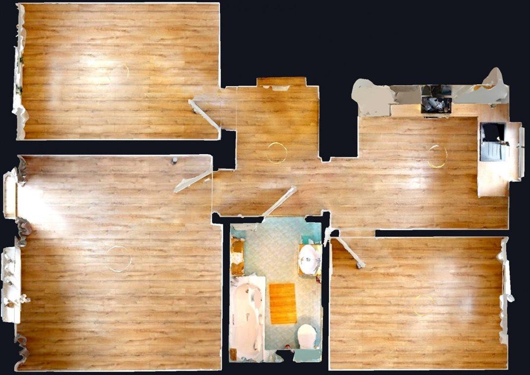 Mieszkanie trzypokojowe na sprzedaż Ząbki, Christiana Andersena  58m2 Foto 8