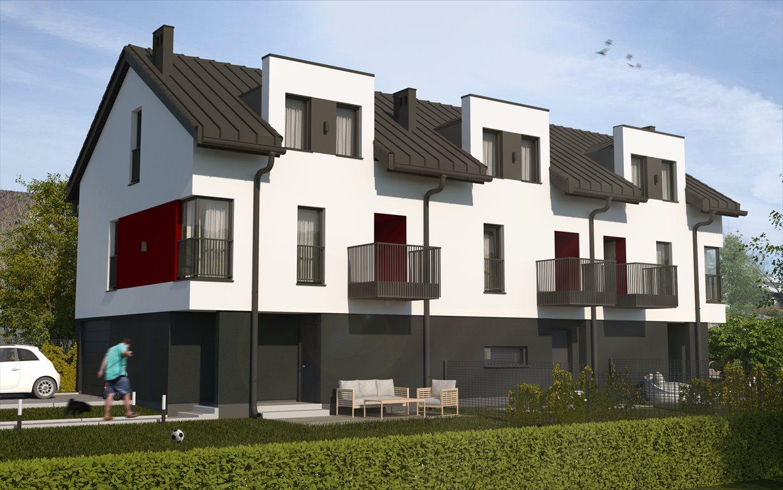 Dom na sprzedaż Brzesko, Kwiatowa  123m2 Foto 1