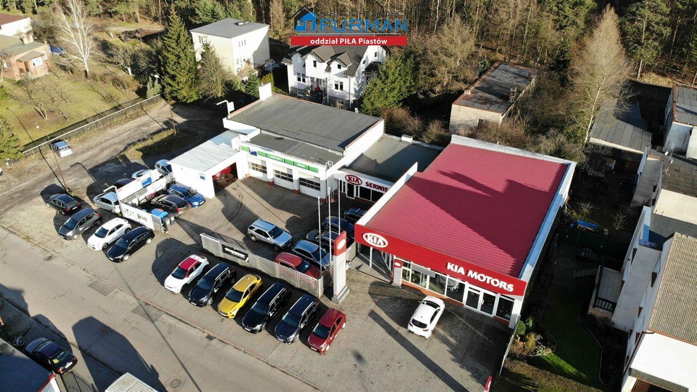 Lokal użytkowy na sprzedaż Piła, Podlasie  499m2 Foto 2