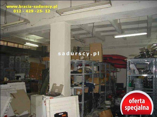 Lokal użytkowy na sprzedaż Kraków, Podgórze, Rybitwy, Rybitwy  380m2 Foto 1