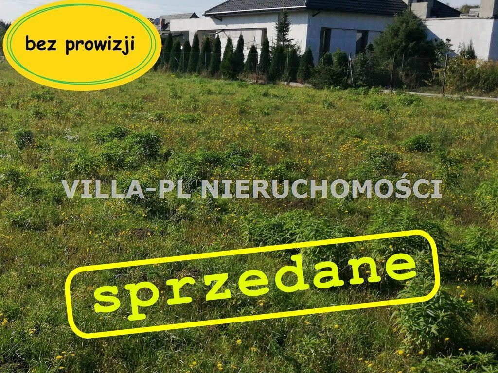 Działka budowlana na sprzedaż Rosanów, Barbary  3000m2 Foto 1