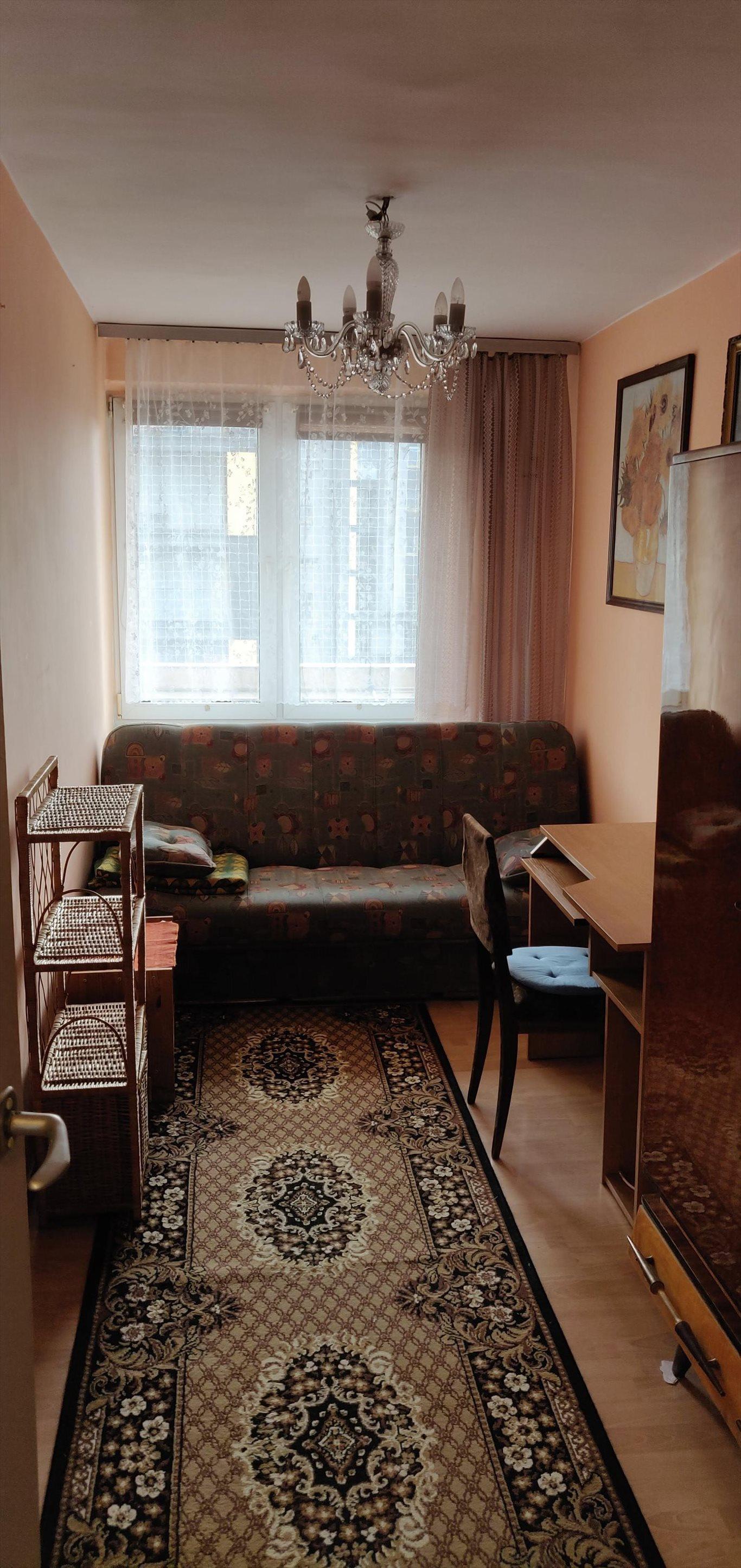 Mieszkanie trzypokojowe na wynajem Kraków, Nowa Huta, osiedle Albertyńskie  47m2 Foto 2