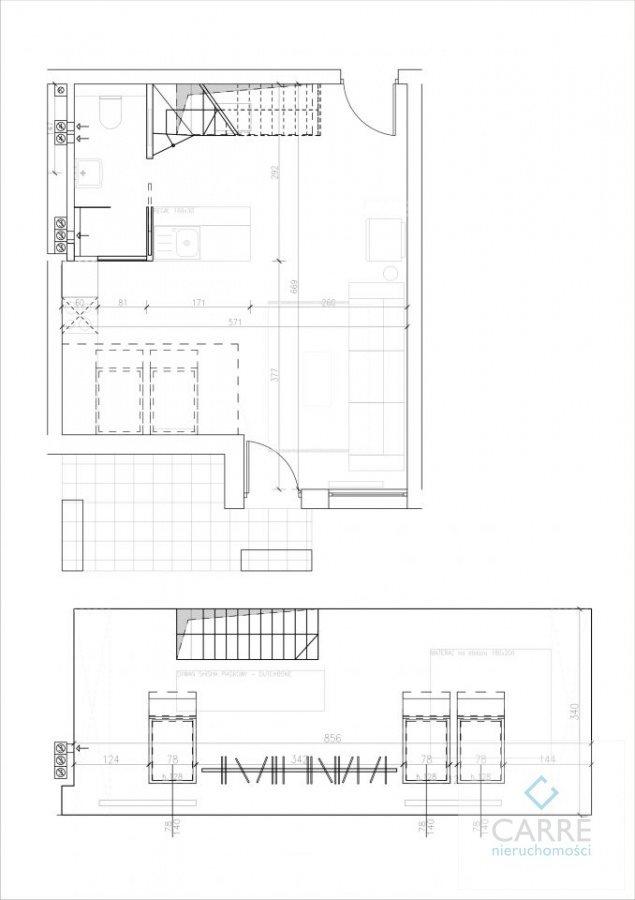Mieszkanie dwupokojowe na sprzedaż Warzymice, Tęczowe Ogrody  47m2 Foto 11
