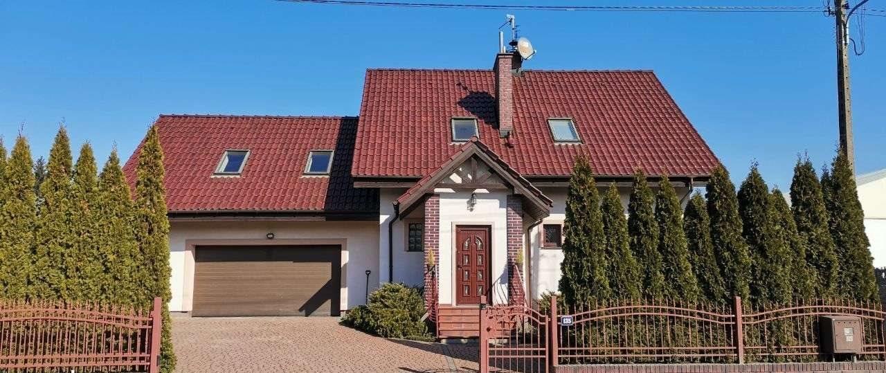 Dom na sprzedaż Wiry, ul. Komornicka  205m2 Foto 1