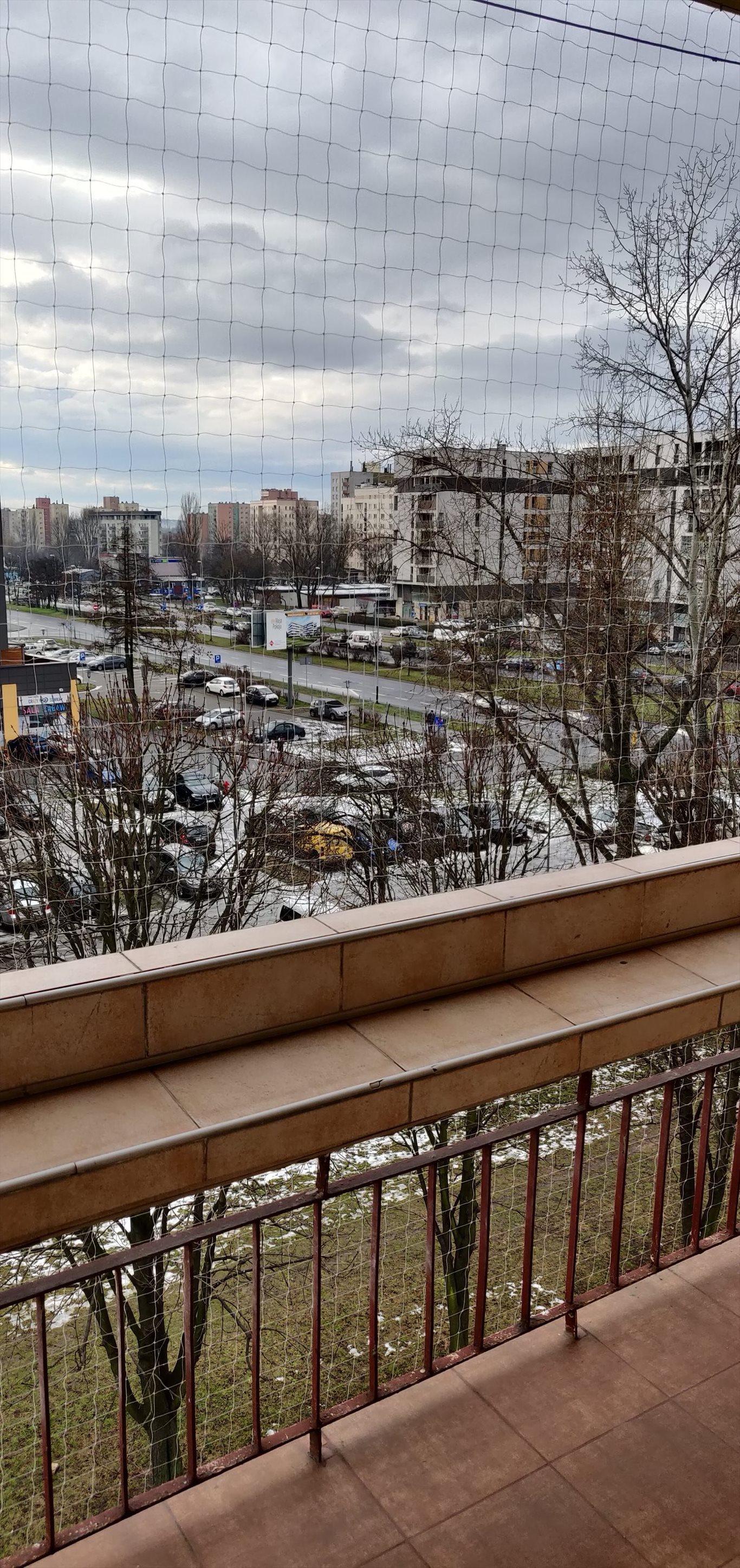 Mieszkanie trzypokojowe na wynajem Kraków, Nowa Huta, osiedle Albertyńskie  47m2 Foto 4