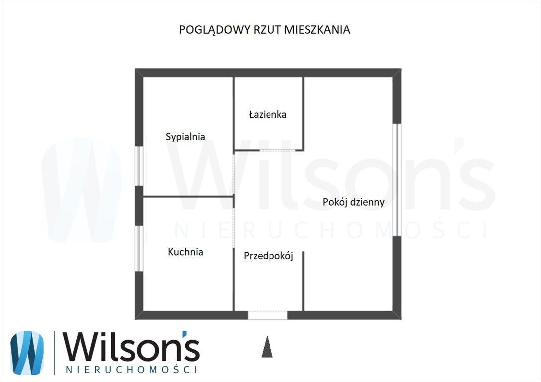 Mieszkanie dwupokojowe na sprzedaż Warszawa, Wola, Nowolipki  48m2 Foto 8