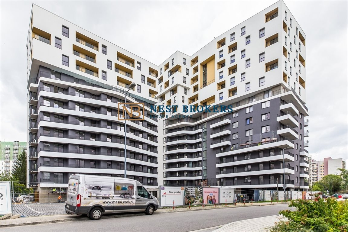 Mieszkanie dwupokojowe na sprzedaż Kraków, Bronowice, Stańczyka  41m2 Foto 7