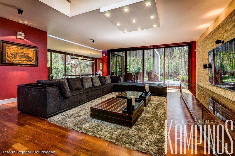 Luksusowy dom na sprzedaż Izabelin B, Izabelin, oferta 2304  464m2 Foto 1