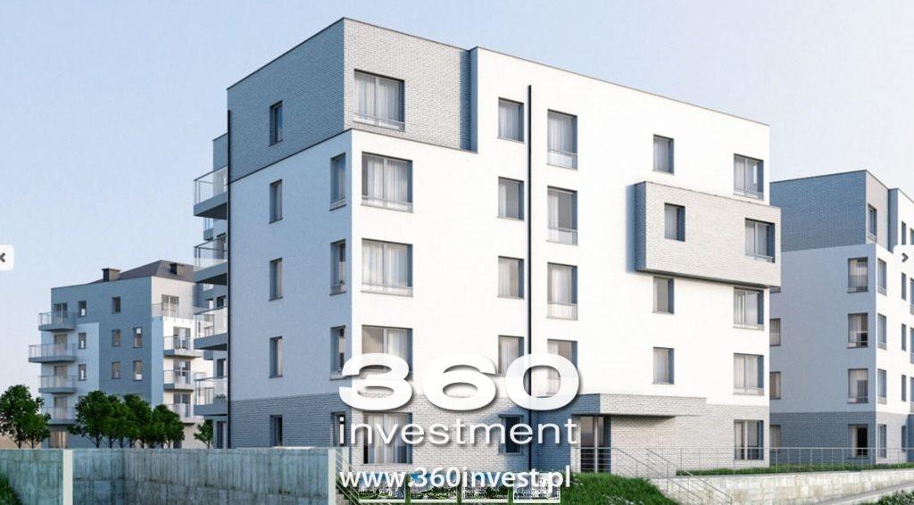 Mieszkanie dwupokojowe na sprzedaż Szczecin, Gumieńce  53m2 Foto 1