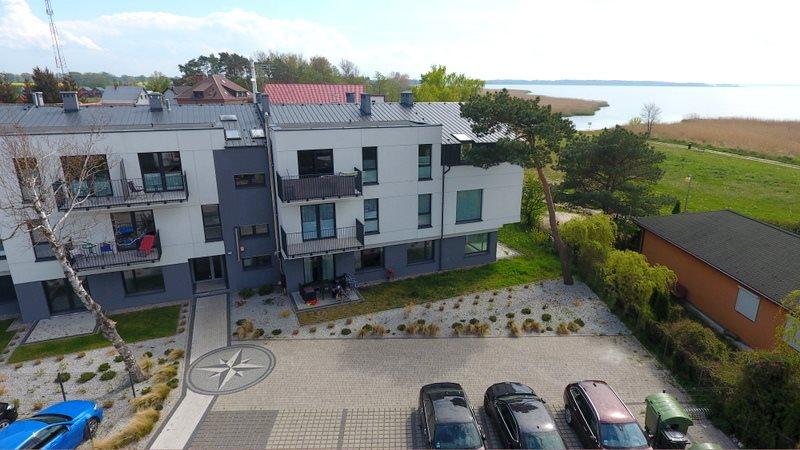 Mieszkanie dwupokojowe na sprzedaż Dziwnówek  41m2 Foto 8