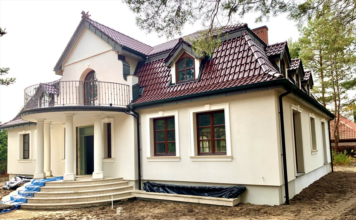 Dom na sprzedaż Nadarzyn, strzeniówka, Zaciszna  450m2 Foto 1