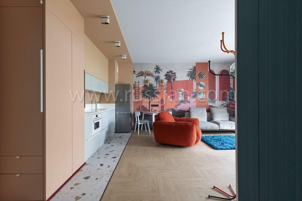 Mieszkanie dwupokojowe na wynajem Gdańsk, Brzeźno, gen. Józefa Hallera  55m2 Foto 2